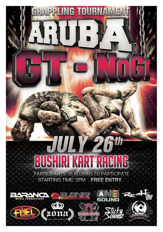 Grappling-Aruba-Event