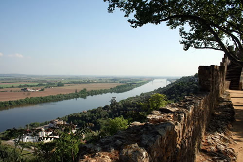 Santarem Portas do Sol Walls View