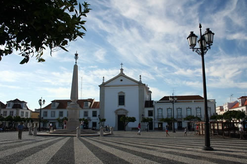 Vila Real Santo Antonio Plaza